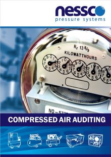 Compressed Air Auditing Brochures