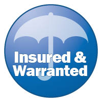Insured & Warranted