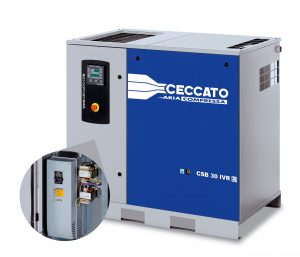 Ceccato Screw Compressor CSB 30 IVR
