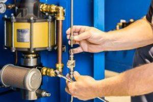 Nessco Pressure Systems Air Compressor Service