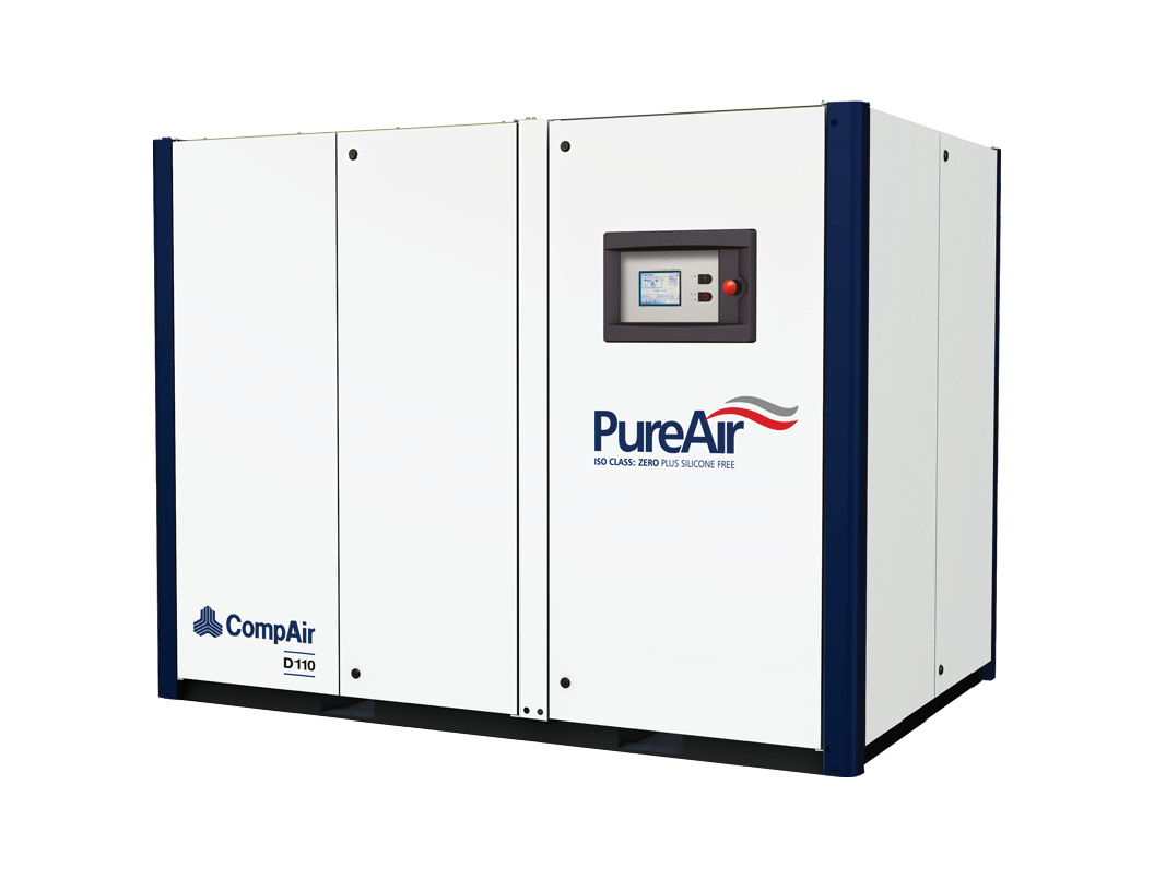 CompAir_PureAir Oil-Free Compressor_NPS
