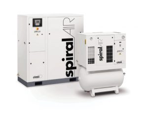 Spiral_Air Oil-Free Compressor_NPS
