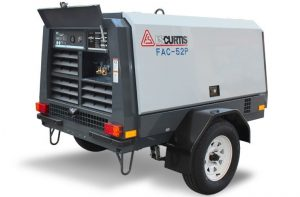 Portable Air Compressor Hire