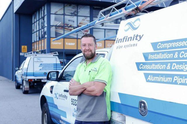 nessco pressure systems Infinity installer -Mick D
