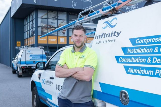 nessco pressure systems Infinity installer -Craig