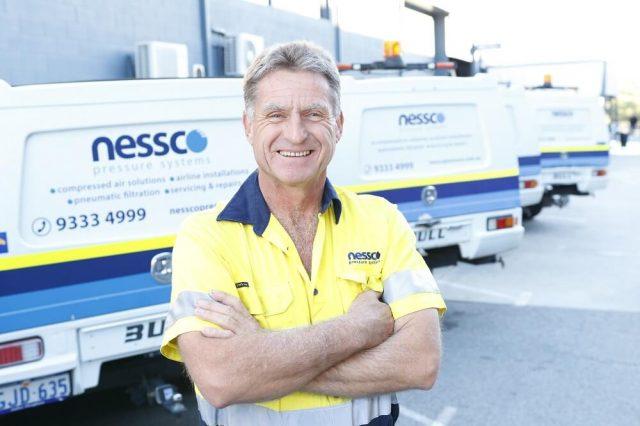 nessco pressure systems service technician -Tony