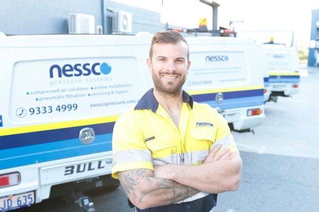 nessco pressure systems service technician -Matt