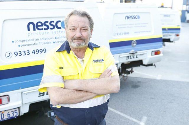 nessco pressure systems service technician -Kim