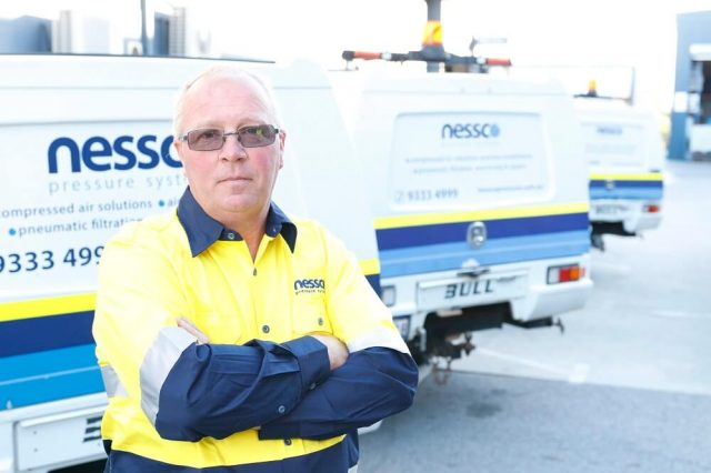 nessco pressure systems service technician -Leigh