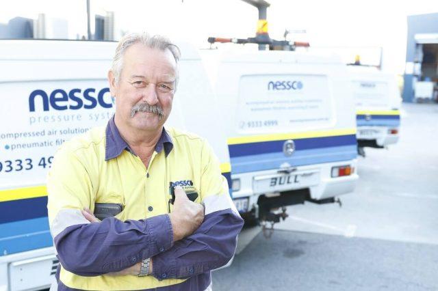 nessco pressure systems service technician - Otto
